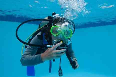 Dive Odyssea - PADI Open Water Referral Course For One - Save 68%