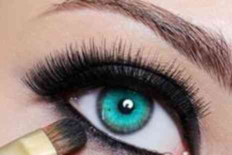 The Hair Rooms - Semi permanent lashes and high-definition brows - Save 71%