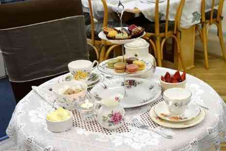 T in The Woods - Afternoon Tea For Two  - Save 0%