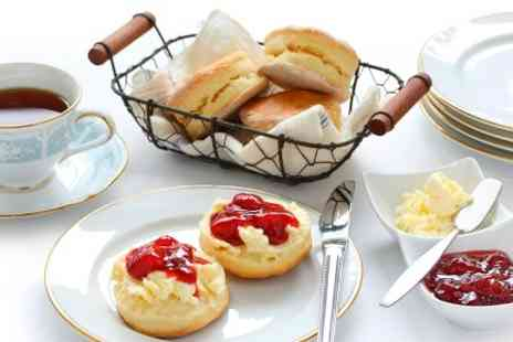 House Twenty8 - Cream Tea For Two - Save 0%