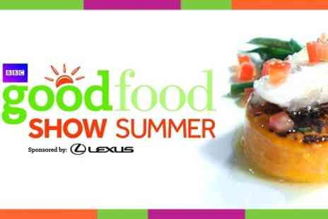 BBC Good Food Show Summer - Ticket to BBC Good Food Show Summer  - Save 0%