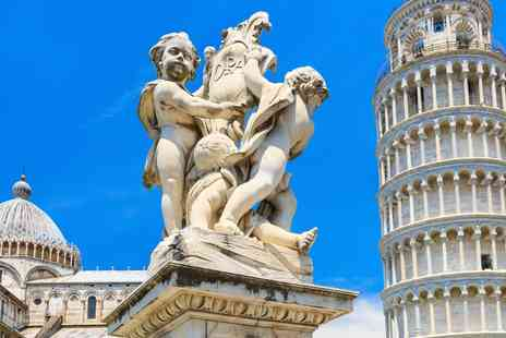 Hotel La Pace - Enjoy 2 or 3 nights in Pisa including breakfast and flights  - Save 0%