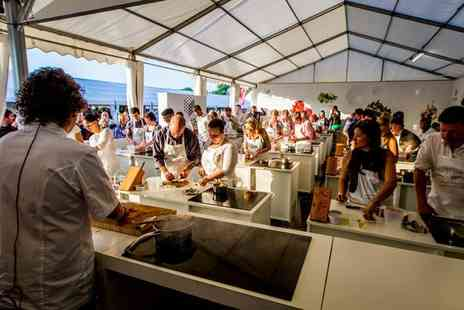 Taste of London - Ticket to Taste of London the worlds greatest restaurant festival  - Save 6%