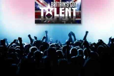 Edinburgh Playhouse - One Ticket to Britain's Got Talent Live on 11 June for £17 - Save 51%