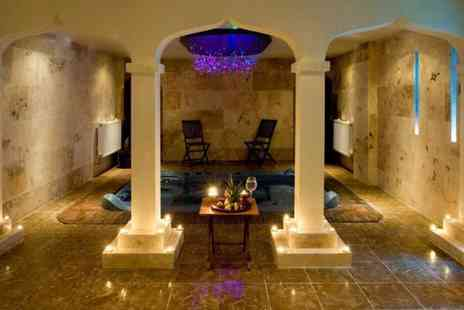 Portland Hall Spa - Spa day for 2 including 3 treatments each with a 1 night stay  - Save 65%