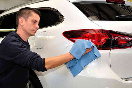 Ride Repairs  - Car scratch and paintwork touch up on 1 to 4 panels - Save 69%