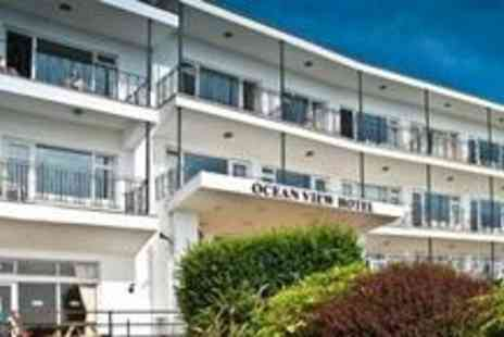 The Ocean View Hotel - Three night Isle of Wight escape for two with a balcony room worth - Save 63%