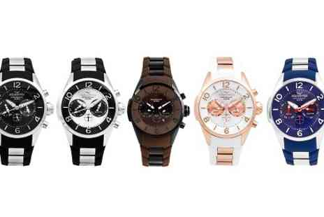 AQS Brand Inc - Aquaswiss Swiss Made Trax 5H Collection Watches With Free Delivery  - Save 85%