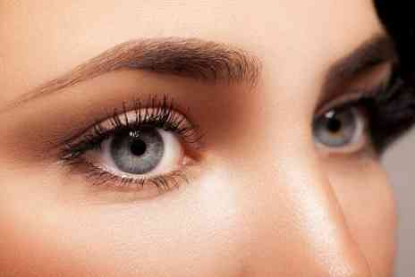 LuLus Beauty Nails Relaxation - Semi Permanent Tattoo Eyebrows - Save 0%