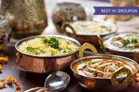 Jewel In The Crown - All You Can Eat Indian Meal For Two - Save 0%