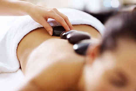 Health Sanctum - Hour Long Hot Stone or Aromatherapy Massage or Reiki Treatment      - Save 58%
