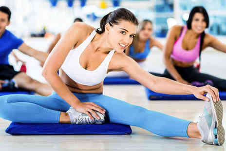 FST Fitness - Ten Fitness Classes - Save 86%
