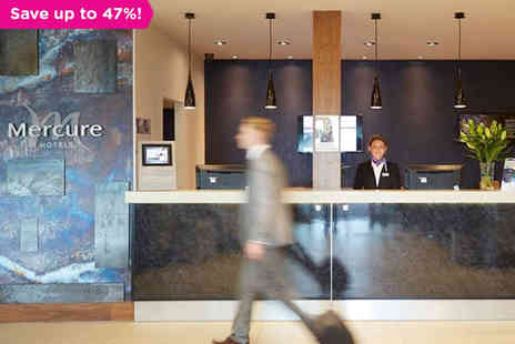 Mercure Sheffield Parkway - A Stylish Hotel Break with Tickets to Chatsworth House - Save 47%
