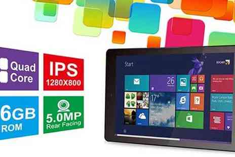 "Global Phoenix Computer Technologies - Windows 8.1 8"" Kocaso Tablet Quad Core IPS Screen W800 - Save 64%"