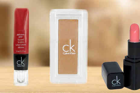 beautynstyle - Calvin Klein Cosmetics Mixed Mystery Pack of 3 - Save 82%