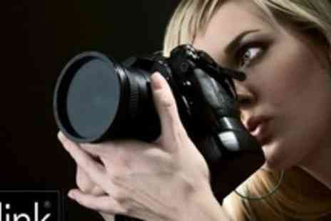 Blink Photography Courses - 3.5 Hour Introductory DSLR Photography Course With Photojournalists - Save 66%