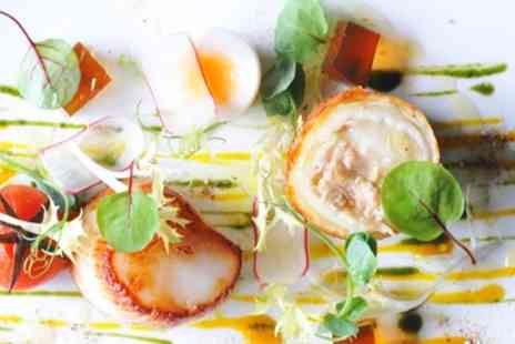 Thackerays Restaurant - Seven Course Tasting Menu Dinner for Two - Save 30%