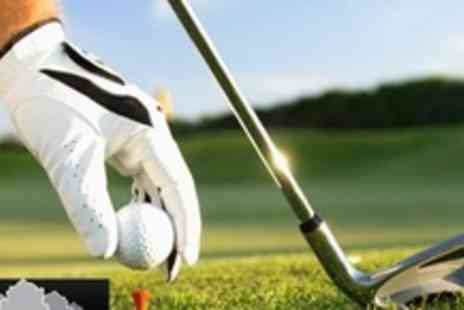 The Chase Golf - Three 60 Minute Golf lessons With a PGA Professional - Save 76%