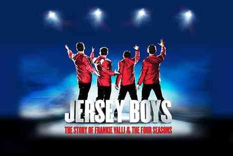 The Omega Holidays Group - Overnight London stay at the 4* Thistle Euston and a top price ticket to see Jersey Boys live - Save 0%