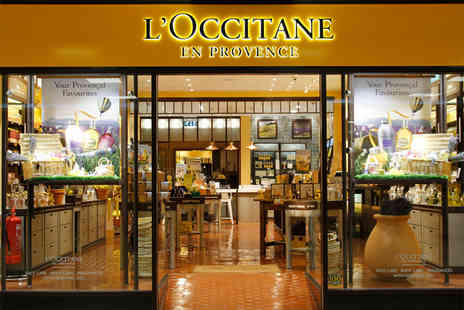 L Occitane - LOccitane Pamper package including skin consultation & hand massage - Save 0%