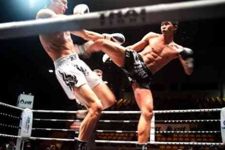 The main event - One Thai Boxing Tickets to The Main Event - Save 38%