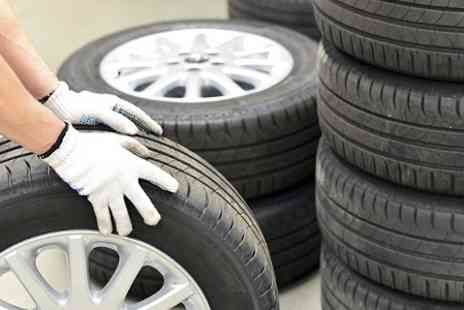 Speedys Wheels and Tyres -  £20 Towards Tyres  - Save 50%