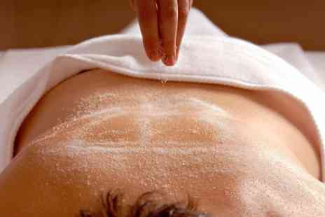 Maariyas Beauty Secret & Spa - Body Scrub and Massage For One - Save 59%