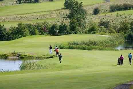 Willow Valley Golf - 18 Holes of Golf With Sandwich and Range Balls  - Save 61%