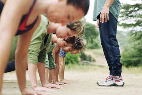 Home Personal Trainers - Ten Outdoor Boot Camp Classes - Save 75%