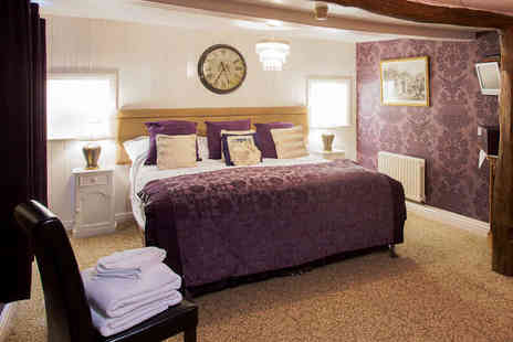 The Dalesman - One, Two or Three Night  Stay for Two with Breakfast and a Bottle of Wine If Dining - Save 51%