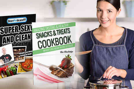 Body Fit Academy - Two Healthy Cookbook E Books - Save 59%