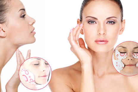 Internet Shop - Chin and Eye Revitalising Anti Ageing Kit - Save 72%