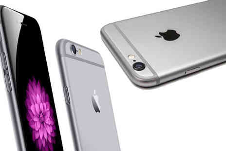 Smart Cherry mobiles - iPhone 6 16GB, 64GB or 128GB - Save 22%