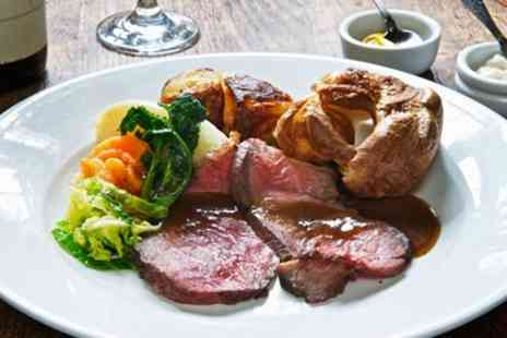 The Worsley Arms Hotel -  AA Recommended Sunday Lunch & Bubbly for Two - Save 55%