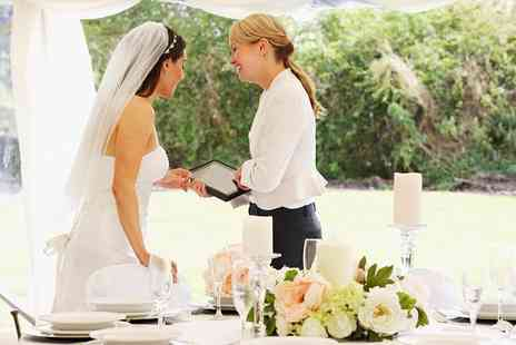 Trendimi - Accredited wedding planner course - Save 85%