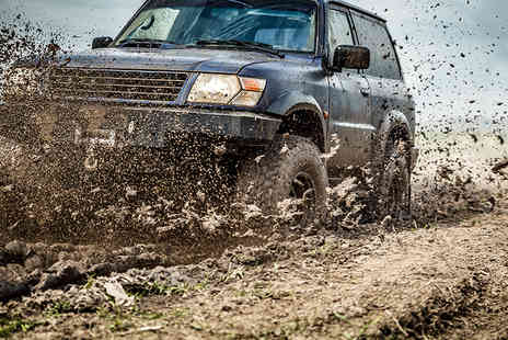Berkshire 4x4 - Junior off road driving experience  - Save 0%