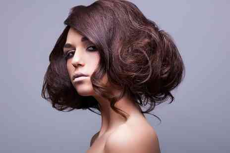 F A B Clinic - Cut and Blow Dry With Colour or Highlights - Save 0%