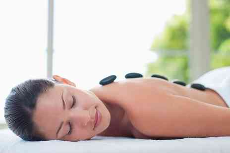 Ricky & Riddhi - One Hour Hot Stone Massage - Save 68%