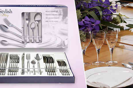 GudBuy - Stainless Steel Cutlery Set - Save 0%