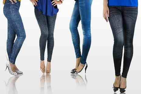 BuyBay BV  - Three Pack of Womens Jeggings - Save 0%