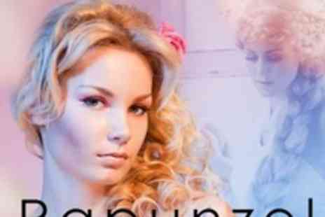 Rapunzel Salon - Wash, Cut, Blow Dry and Intensive Conditioning Treatment - Save 59%