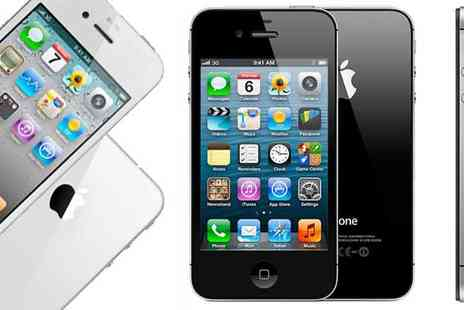 Smart Cherry mobiles - Apple iPhone 4S 16GB or 32GB - Save 66%