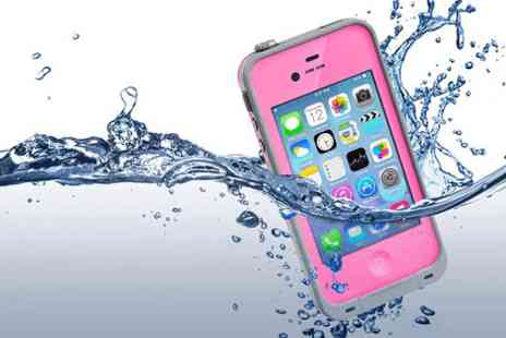 Mobile Star LLC - £24 for the Lifeproof Fre waterproof case for Apple iPhone 4/4s with four-proof protection  - Save 52%