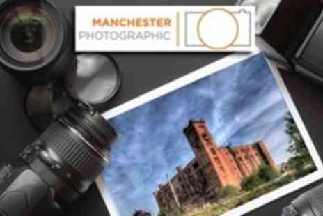 Manchester Photographic - Full Day Beginners Photography Course With Print of Best Shot For Two - Save 68%