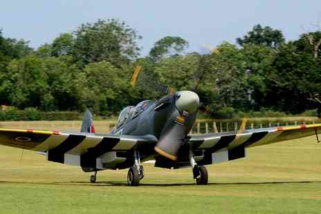Headcorn Events - VIP Ticket to Battle of Britain Air Show and 1940s Ball Entry - Save 34%