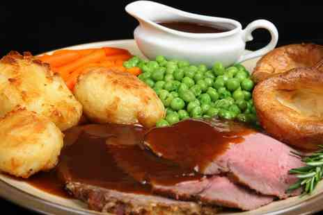 Hilton House Hotel - Sunday Carvery For Two - Save 0%
