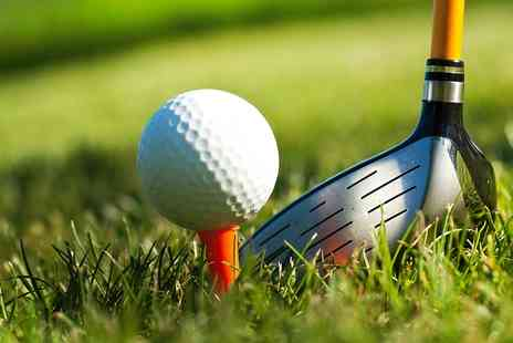 Liverpool Golf Centre - 135 Golf Range Balls Plus Club Hire and Drink - Save 0%