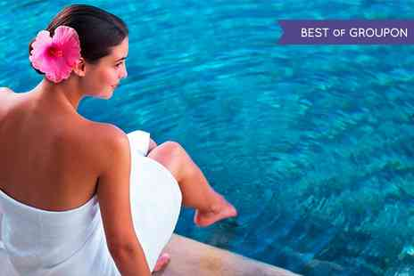 Imagine Spa Hilton Hotel - Mud Treatment With Spa Access - Save 64%