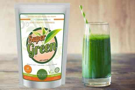 Super Eleven Shake GB - 30 Day Super Green Shake Kit With Free Delivery - Save 62%
