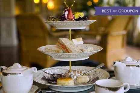 The Quicken Tree Restaurant - Afternoon Tea For Two - Save 52%